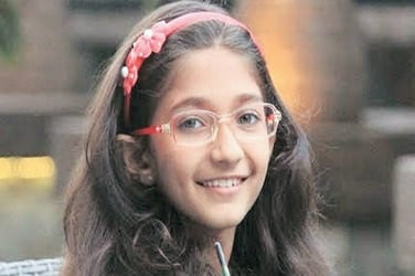 10-year-old Pune girl is youngest Indian TEDx speaker