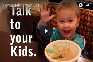 This video shows you why it's important to talk to your kids