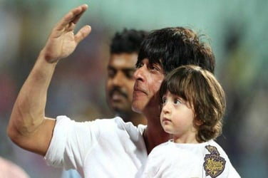 I think AbRam is pampered much more than Aryan and Suhana: Gauri Khan