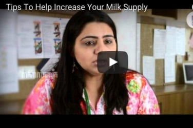 Must-Watch: These expert-recommended tips will help boost your breastmilk supply naturally