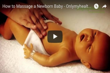 Video: Clueless on how to massage a newborn? These expert tips will help