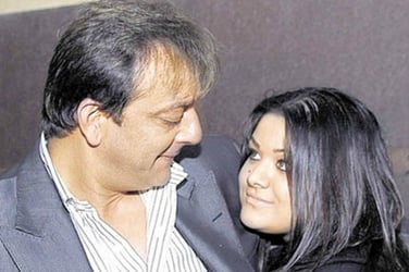 Daughter Trishala can't wait for dad Sanjay Dutt to be home