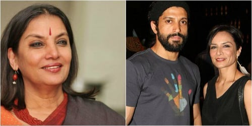 The concept of made-in-heaven is defunct: Shabana Azmi