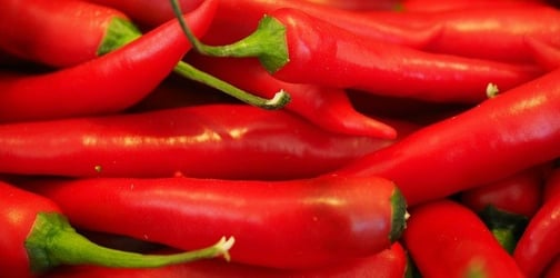 Two-year-old girl from New Delhi dies after she accidentally bites a chili pod!