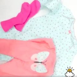 Simple parenting hack to efficiently pack baby clothes for travel