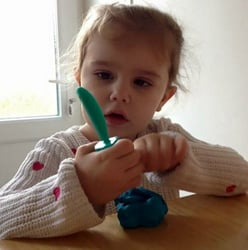 A rare disease compels this toddler to eat everything, even stones!