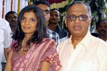 Narayan Murthy's letter to his daughter has valuable parenting tips for all dads