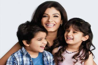 4 things all mums can learn from Raveena Tandon