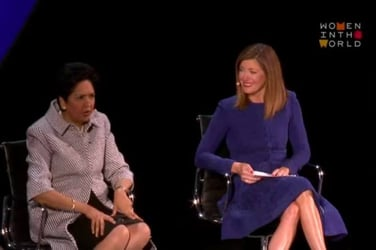 Just in: Indra Nooyi has a very important message for working women