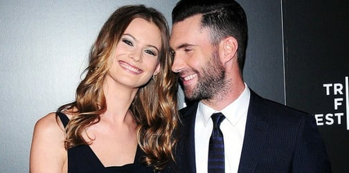Adam Levine and Behati Prinsloo excited to become parents and they want a big family!