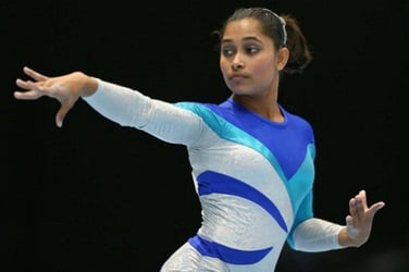 5 things you didn't know about gymnast Dipa Karmakar