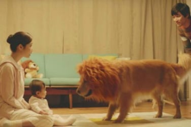 Adorable Amazon Prime ad proves all families need a dog
