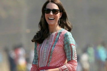 Kate Middleton shares her simple secret to losing the baby weight