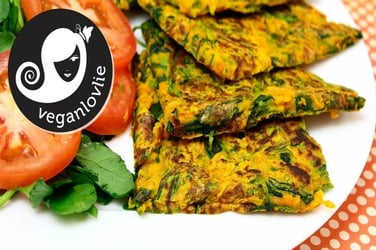 Power breakfast: Vegetable pancakes that your kids would love! (Video Inside)