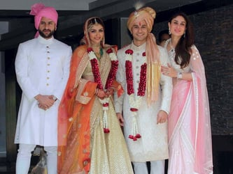 I've seen my parents in a successful marriage for 44 years, says Soha Ali Khan