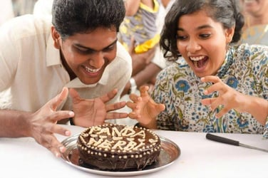 No invitation cards and no gold for this Chennai couple's vegan Kalyanam