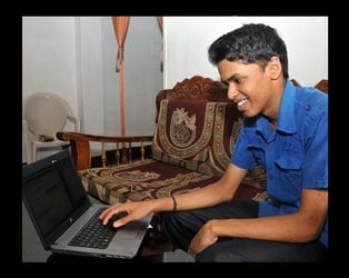 Small-town boy from Karnataka achieves never seen before result; scores 100 % marks!