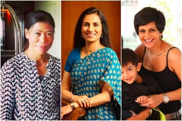 5 women who successfully conquered male-dominated fields