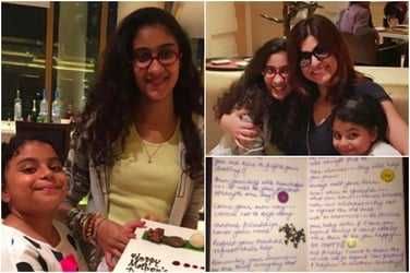 Sushmita Sen wrote this letter to her daughter Renee and it is just too sweet!
