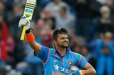 From a tortured childhood to playing for India—cricketer Suresh Raina's story will give you goosebumps!