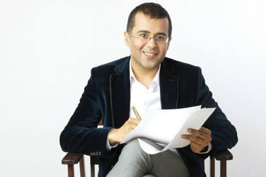 Chetan Bhagat's letter to women who are stressed will simply melt your heart