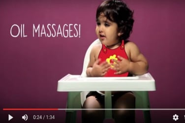 Watch: This video of babies talking about their mothers will make your day!