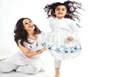 Look who's back! Once a supermodel Madhu Sapre is now a happy stay-at-home mum!