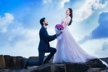 You will fall in love with this dreamy picture from Divyanka Tripathi's pre-wedding shoot