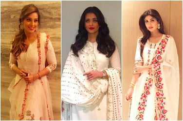 9 amazing anarkali ideas for summers