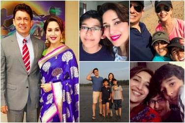 5 times Madhuri Dixit-Nene proved that she is a regular working mum