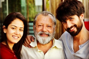 Shahid Kapoor shared an intimate detail about his first meeting with wife Mira
