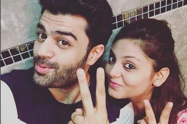 Good news! Actor Manish Paul and wife Sanyukta blessed with a baby boy