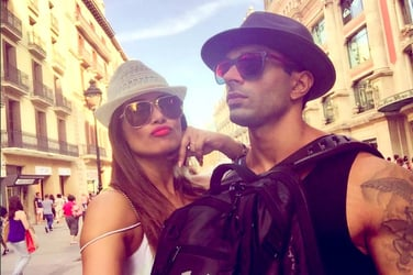 Newlyweds Bipasha and Karan clearly know how to vacation in style! See pics