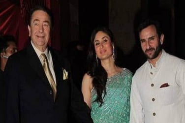 This is what Dad Randhir Kapoor has to say about daughter Kareena's pregnancy rumours!