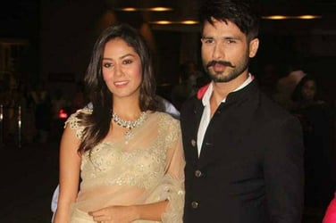 Mira and Shahid Kapoor are making these beautiful arrangements for their baby