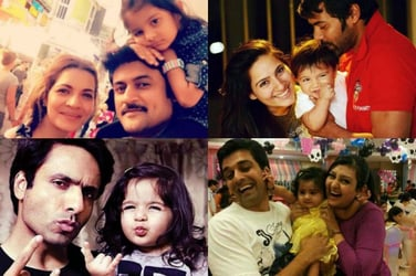 Have you seen these super cute kids of popular TV stars?