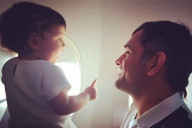 Is MS Dhoni setting the gold standard in raising confident daughters? We think so!