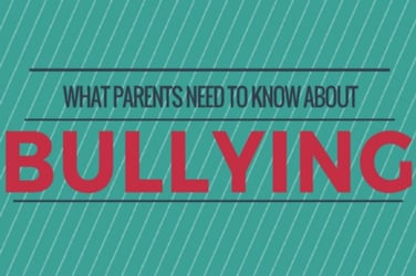 Infographic: What parents need to know about bullying