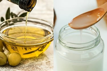 Which is healthier: Olive oil or Coconut oil?