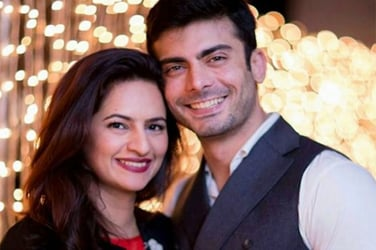 Congratulations! Actor Fawad Khan and wife to become parents to baby no. 2!