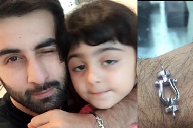 This pic is proof why Ranbir Kapoor is the cutest mamu in Bollywood!