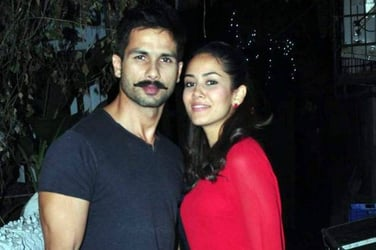 Unbelievable! Shahid Kapoor reveals why it's so unusual living with Mira