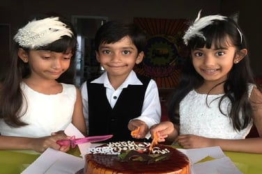 Farah Khan Kunder's triplets will steal your hearts!
