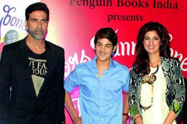 Akshay Kumar is making sure his kids are grounded by doing this simple activity!