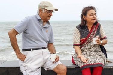 This Mumbai couple has been married for 50 years and it is this one thing that has kept them together!