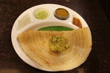 5 super cool ways to sneak in vegetables in your child's DOSA!