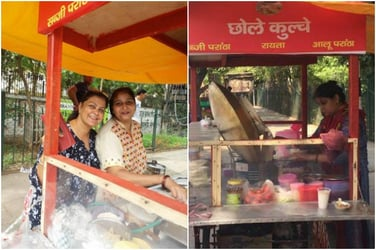 This Gurugram mum's thela is helping her save her family from a financial crisis