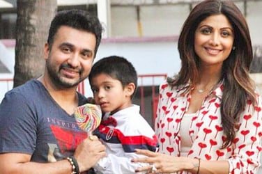 Shilpa Shetty's Instagram post perfectly describes a day in a mother's life!