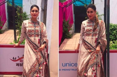 7 times Kareena Kapoor Khan proved that maternity fashion is all about comfort