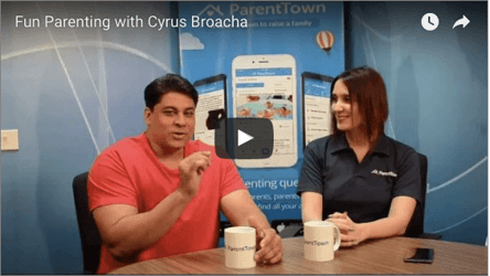 Exclusive: Watch Dad Cyrus Broacha's hilarious take on parenting in this video